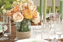 Pretty Tablescapes / by BreAnn Rumsch