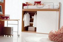 Kleine kinder slaapkamer
