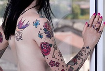 Tattoos / by Zoey Morales