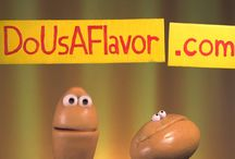 "Do Us A Flavor: Taste Buds / Do Us A Flavor is back, America! Join our ""Taste Buds"" Marvin & Duncan on their travels as they search for the yummiest Tastes of America! Get inspired by our puppet pals and submit your own Lay's Flavors at www.DoUsAFlavor.com!  / by Lay's"