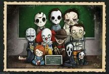 Horror cute