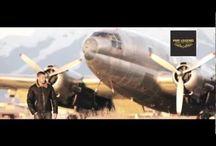 Propliners / Gamla stora flygplan med maffiga stjärnmotorer.