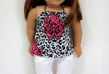 American Girl Dolls! / MY ADDICTION...American Girl dolls, I just love them!!! My dream AgTube channel will be called MintyMotions! / by Kaylee Conger