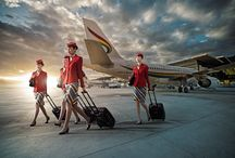 Cabin crew today !!!