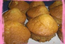 muffins sucrés et salés