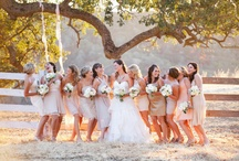 For our big day - for the Bridesmaids