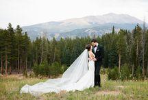 l a u r e l & r o s e | real Breckenridge wedding