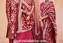 International Wedding outfits