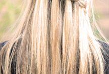 Hair and make up / Looks I like