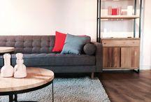 OT design Nieuwegein / OT design wil woon-werk-en leefomgevingen realiseren die naast functionaliteit, kwaliteit en efficiency ook nog een inspirerende uitstraling hebben. Inrichtingen moeten iets uitstralen, een ziel hebben... Duurzame meubelen in combinatie met mooie stoffen, objecten, kleuren, samengebracht door ervaren stylisten met oog voor detail. Dat maakt het verschil. Daar ligt onze kracht. Dat is onze passie. www.otdesign.nl