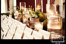 Escort Card Displays / A first impression for your guests