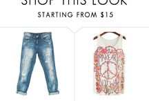 POLYVORE FASHION / Discover and Shop the Latest in Fashion, Beauty and Home