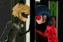 miraculous ladybug / lo mas boneito de esta serie, que me fascina