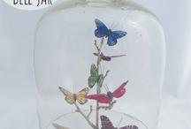 Bell Jar Ideas / by Karen Korte Cunningham