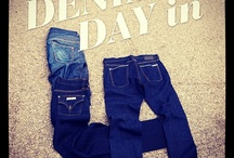 Hudson <3 Denim Day LA / Denim Day LA is April 25th. Make a social statement with your fashion statement. Wear jeans with a purpose. Support the cause for sexual violence prevention & education campaign.  Show us your Denim! Pin it! / by HUDSON Jeans
