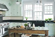 kitchen remodel / by Leah Jones
