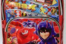 tas sekolah / Detail: Back pack Design Hello Kitty Ukuran 12 (S) : IDR.72rb/pcs Ukuran 16 (L) : IDR.88rb/pcs Belum termasuk ongkir