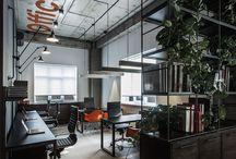 Стильные офисы