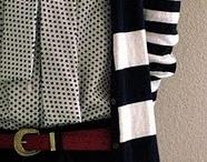 Sweater: Striped