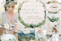 Tuscan Styled Shoot
