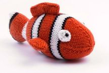Deramores Sea Creatures - Amanda Berry / Deramores Sea Creatures, Amanda Berry, Deramores, knitting patterns, crochet patterns, knit, knitting, crochet, knitting tutorial, yarn, yarn store, yarn shop, yarn inspiration, knitting inspiration, crochet inspiration, knitwear, women's knitwear, knitted sweater, knitted jumper.