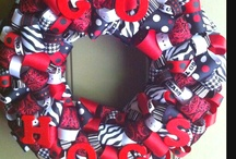 Ribbon & Wreaths Galore / by Tricia Ballheimer Beavers