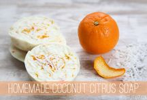 DIY Soap & Beauty Products / Make your own soap, lotions, and more.