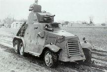 militærekjøretøy