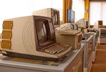 Ελληνικό Μουσείο Πληροφορικής │ The Hellenic IT Museum / Ο χώρος του Ελληνικού Μουσείου Πληροφορικής. │ The interior of the Hellenic IT Museum.