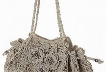 cute crochet handbags