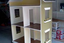 Oyuncak ev (dolly house)
