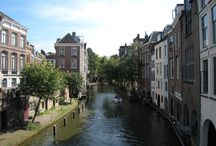 Utrecht / Utrecht in the Netherlands, interesting places, historical sites, come sightseeing in Utrecht with Kukullus.