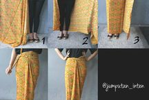 How To Make Batik Lilit