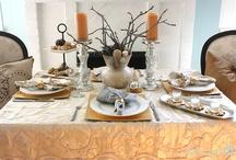 Turkey Day Table