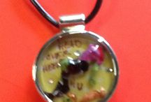 Jewelry / Some of the zombie jewelry that we have in the store