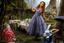 Alce in wonderland time