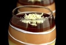 pannacotta chocolat
