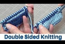 double side knitting