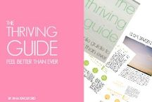 The Thriving Guide ebook