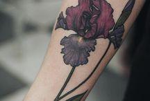 tatuaze kwiaty