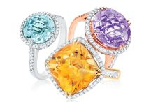 Brilliant Birthstones / A special something for every month!