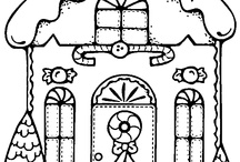 Coloring Pages / by Chantelle Pratt