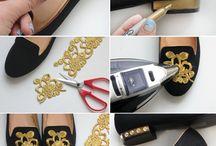 переделка обувь