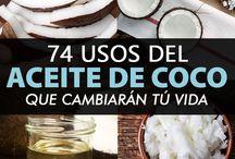 75 usos del aceite d coco