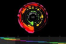 music data visualization