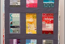 Swap Block Ideas / Always need new ideas for quilting group swaps.