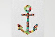 All Things Nautical / by Alyssa Maietta