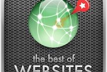 best websites / by Teresa Glover