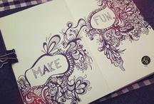 Moleskine <3 / Moleskine Lovers, Sketches, Tumblr, Pencil Drawing, Art