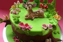 bambi torta
